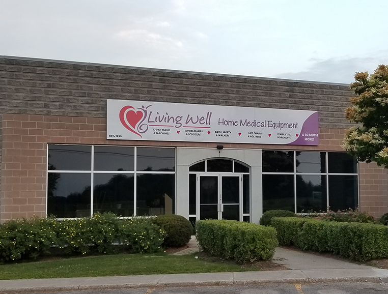 Living Well Home Medical Equipment 100 King St E Bowmanville